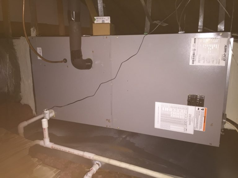 AIRE FLO air handler replacement Dallas Tx by MajanosAC