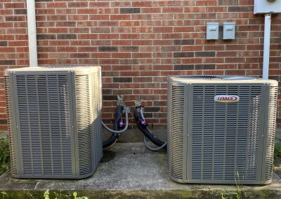 4 and 3.5 Ton Split Cooling and 4 and 3.5 Ton Gas Furnace. Brand Lennox Little Elm, Texas 75068