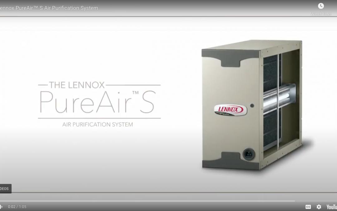 Lennox PureAir™ S Air Purification System