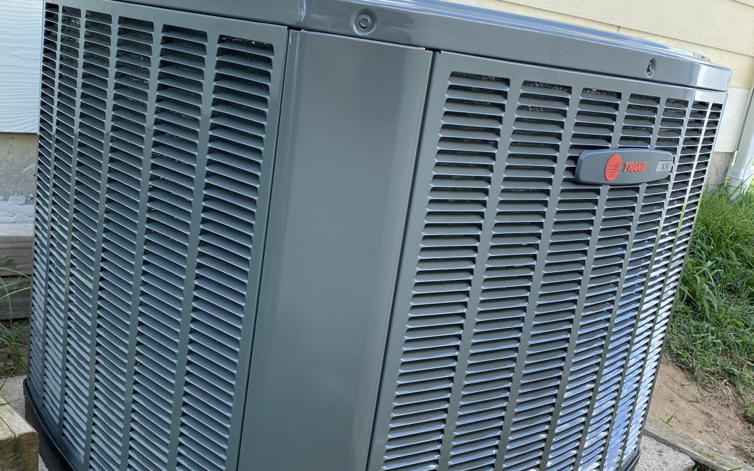 4 Ton Split Cooling XR14 with 4 Ton Gas Furnace S8X1. Savannah Texas 76227